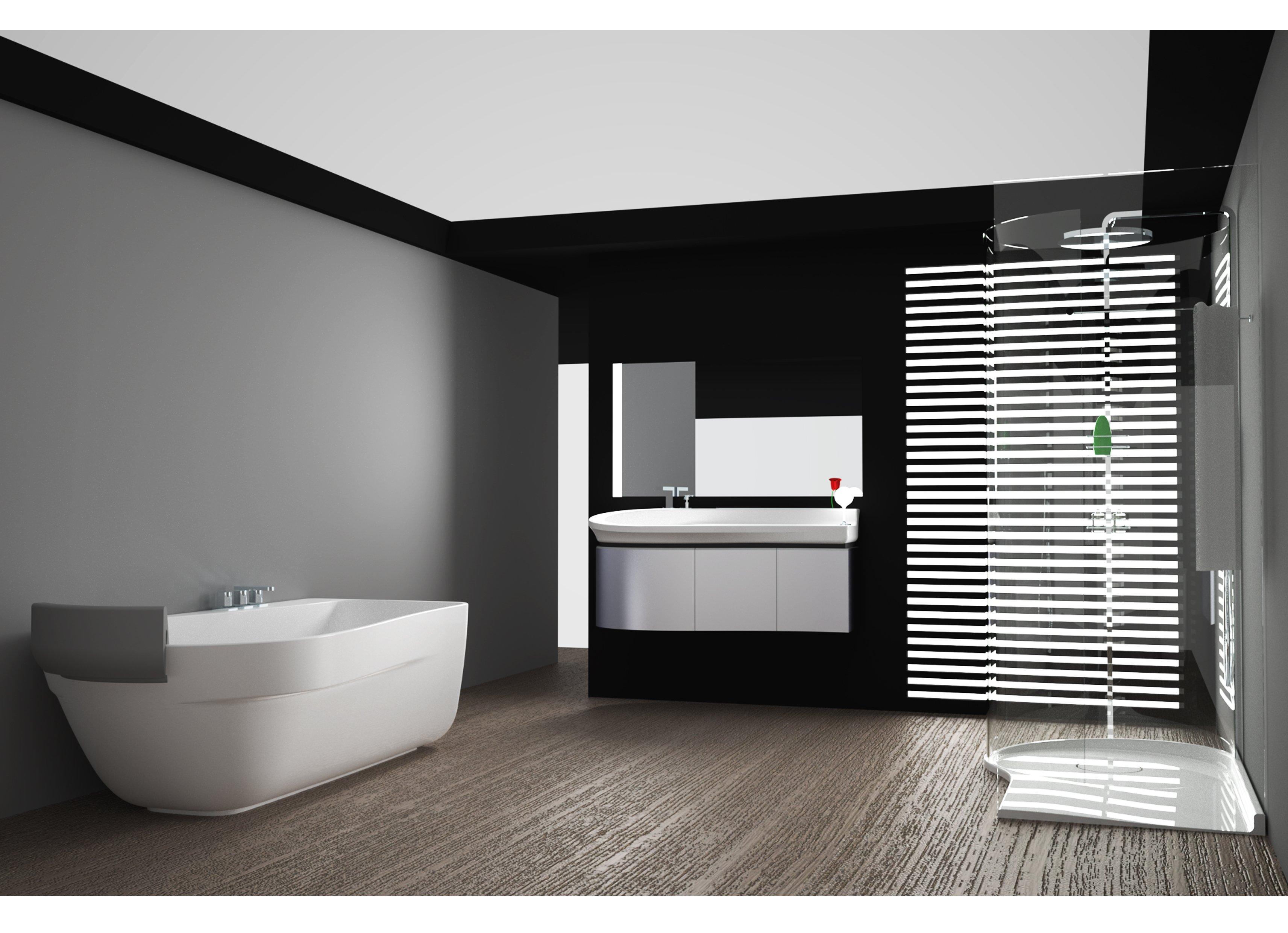 Badkamer kopen for Interieur badkamer