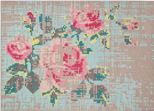 flowers van Charlotte Lancelot