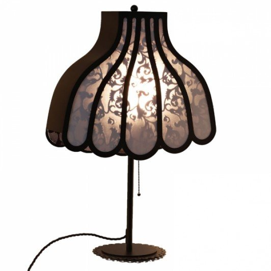 oma lampen