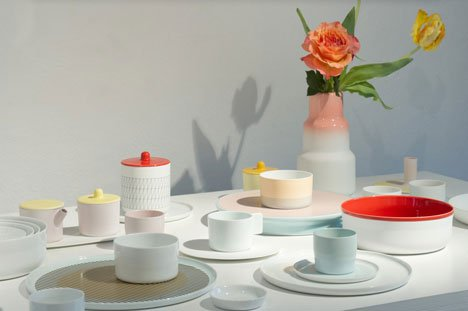 Colour Porcelain