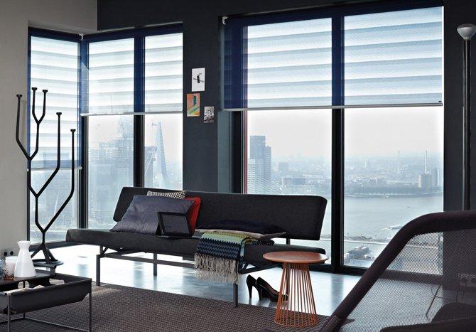Woonkamer Raambekleding Interieur ~ Slaapkamer raamdecoratie consenza ...