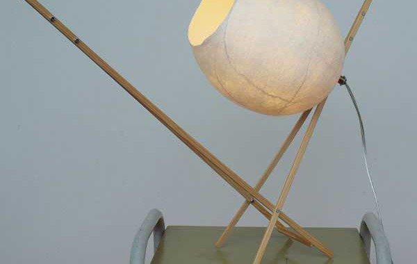 vilt aan zee lamp heppie