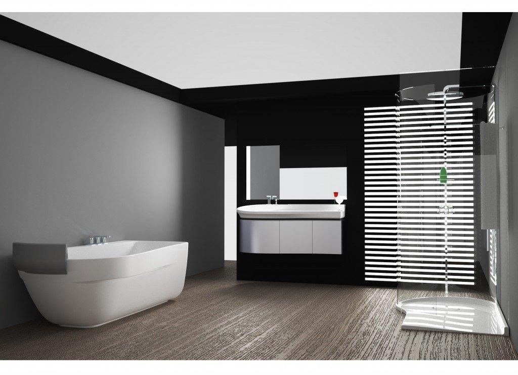 design badkamer van snaidero
