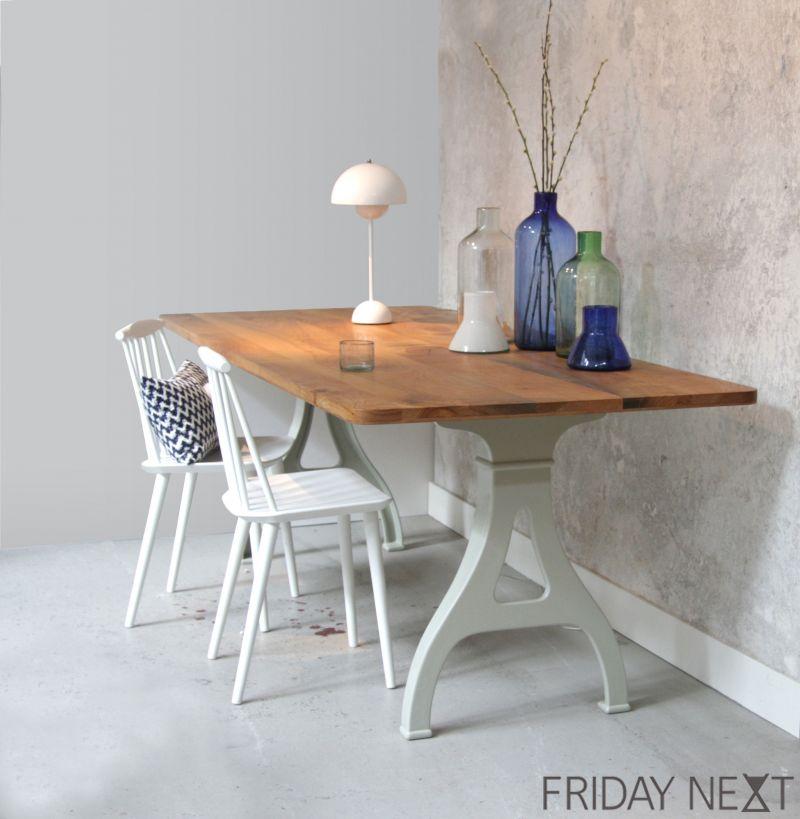 nieuwe tafel