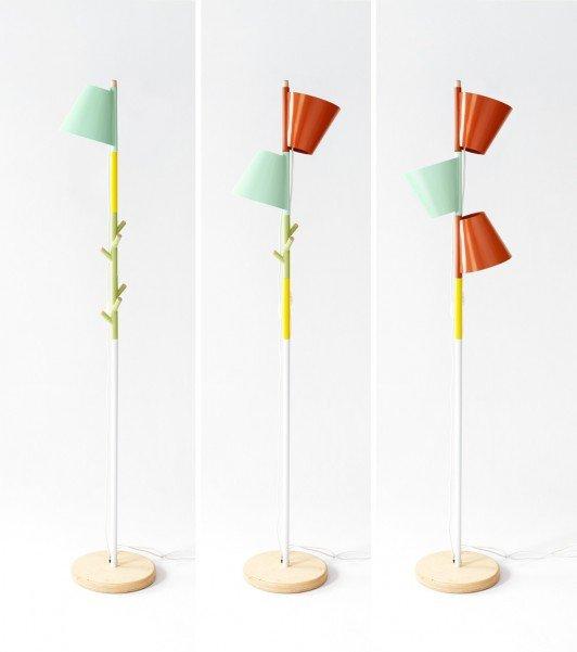 stacking lamp