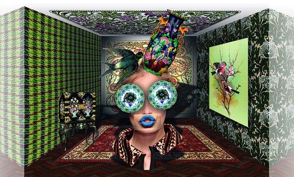 the eccentric