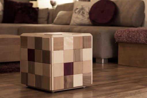 The Woodmaker meubels van hout