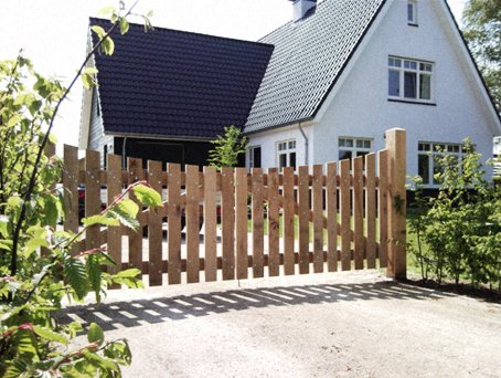 tuinhekken van Royal Fence