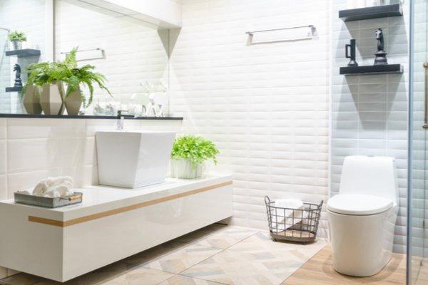 Tips badkamer inrichten.