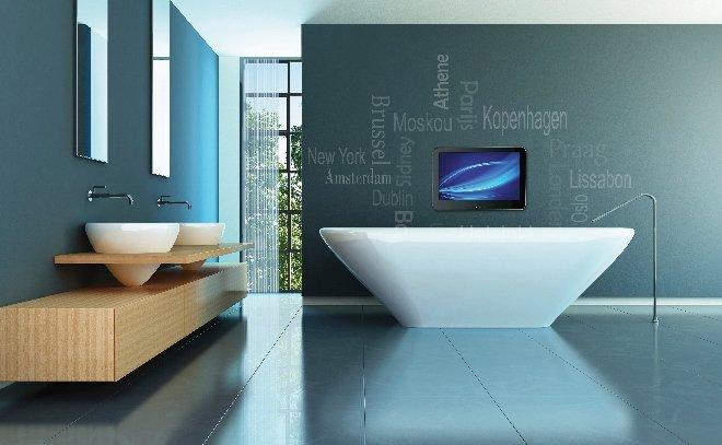 Badkamer - Huidige badkamer ...