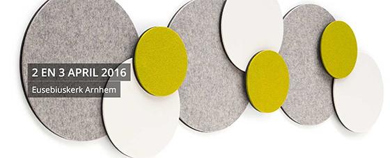 De ViltExpo is een tweedaagse, trendy happening, waarbij alles draait om het materiaal VILT. Vilt wordt tegenwoordig veel gebruikt in kunst en mode, maar ook in het interieur. VILT IS HIP!