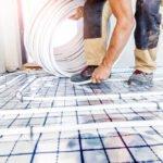 Vloerverwarming en houten vloeren