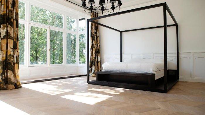 Slaapkamer inrichten.