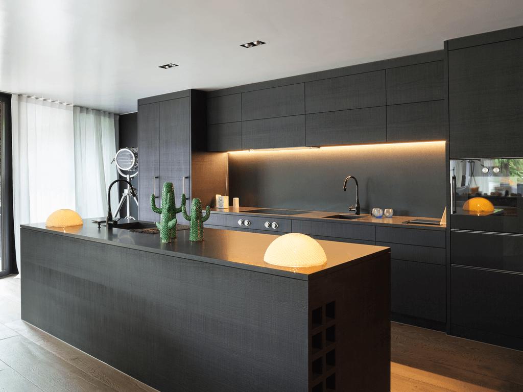Design keuken.